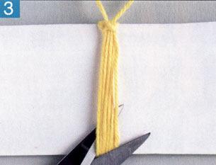 кисточки техника исполнения